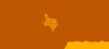 Texan Heart Design Logo